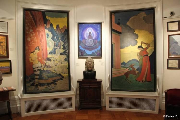 Музей Рериха в Нью-Йорке 13