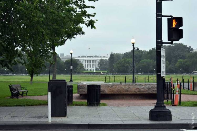 Вашингтон Белый дом