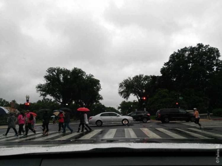 Погода в Вашингтоне