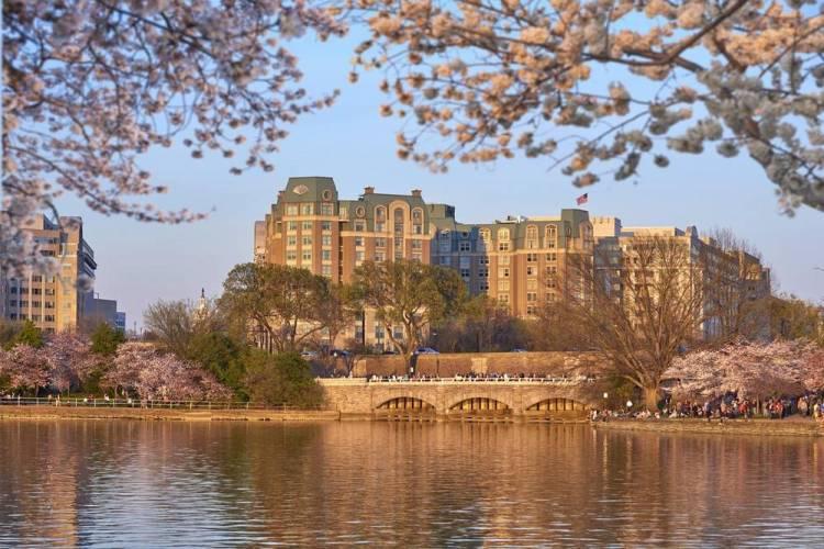Лучшие отели в Вашингтоне 5 звезд