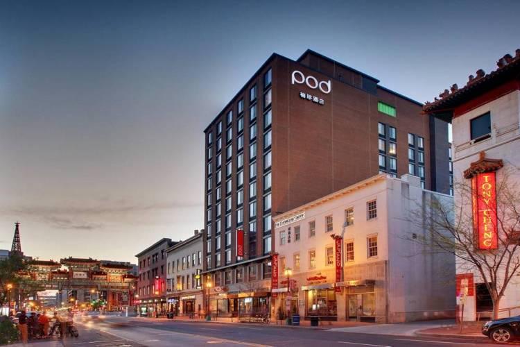 гостиницы в Вашингтоне США