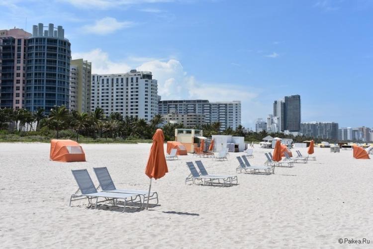 лучший пляж флориды