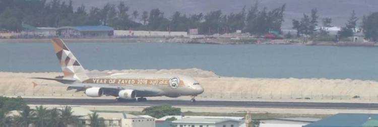 мальдивы а380