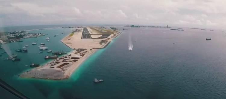 Аэропорт Велана Мальдивы