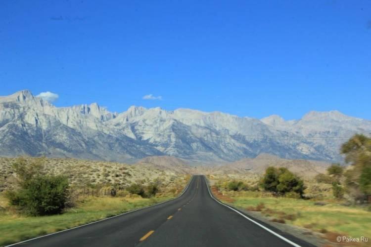 Долина Смерти, США 8