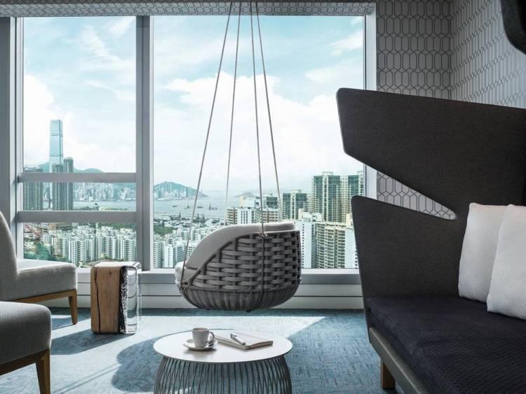 Отели Гонконга с красивым видом