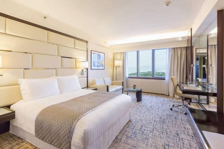 Отель в аэропорту Гонконга