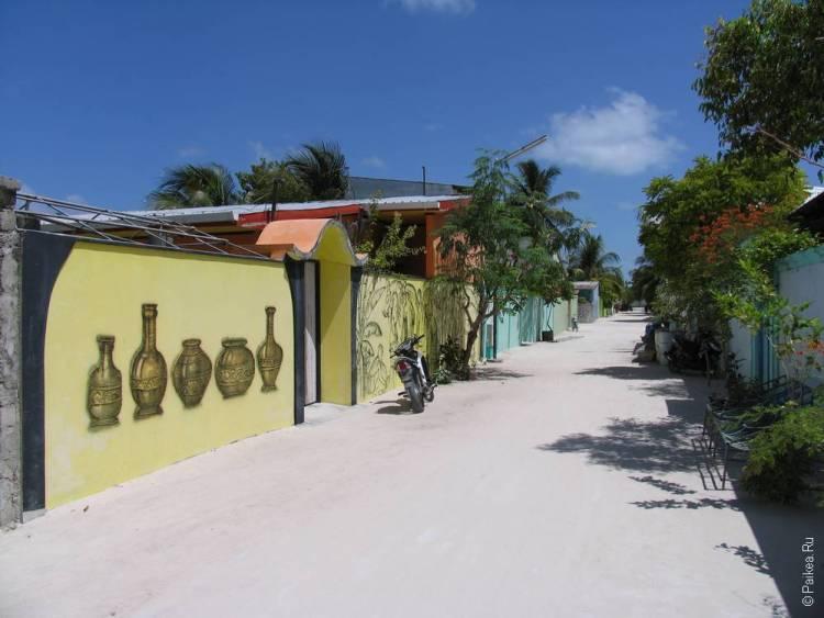 Отдых в гестхаусе на Мальдивах 06