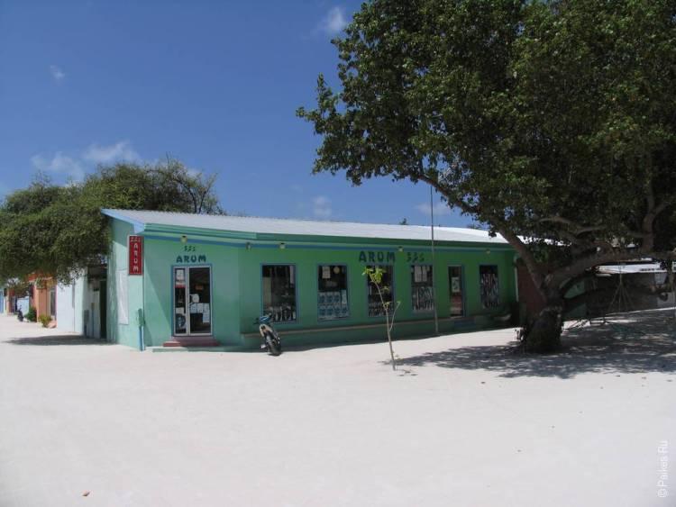 Отдых в гестхаусе на Мальдивах 23