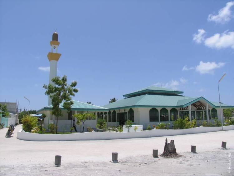Отдых в гестхаусе на Мальдивах 25