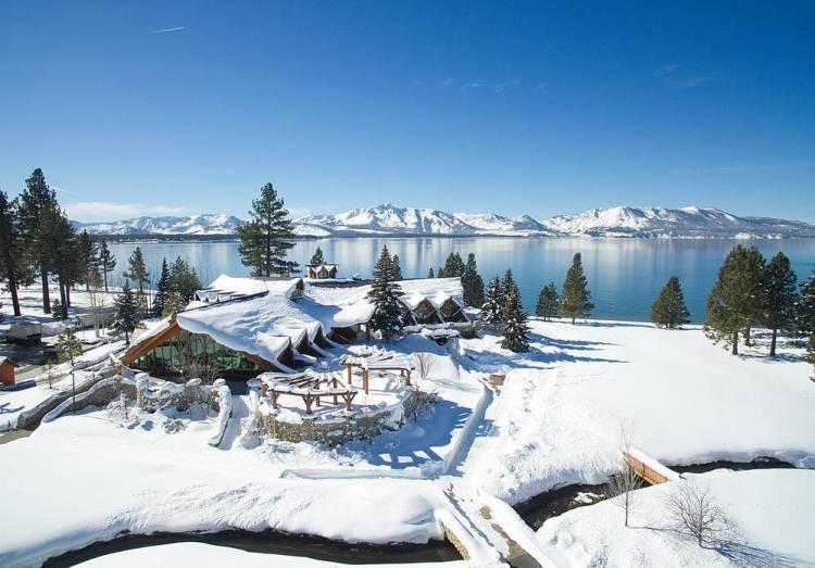 Отель на озере Тахо США
