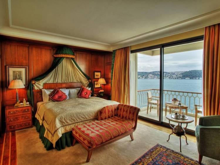 Отели Стамбула Ciragan Palace Kempinsky