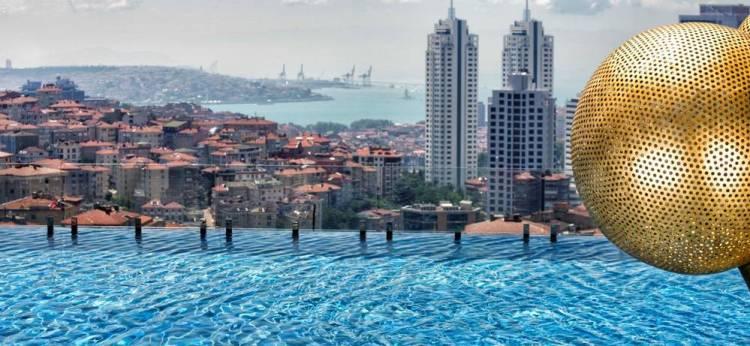 Отели Стамбула Fairmont Quisar 2