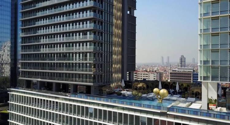 Отели Стамбула Fairmont Quisar 4