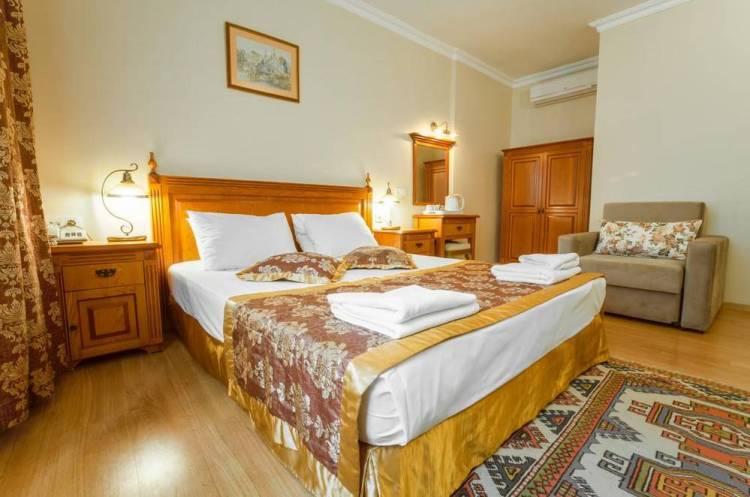Отели Стамбула Saba