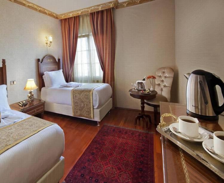 Отели Стамбула Sapphire