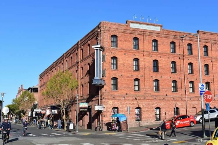 Достопримечательности Сан-Франциско отель Аргонавт
