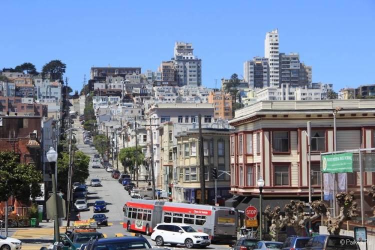Достопримечательности Сан-Франциско 57