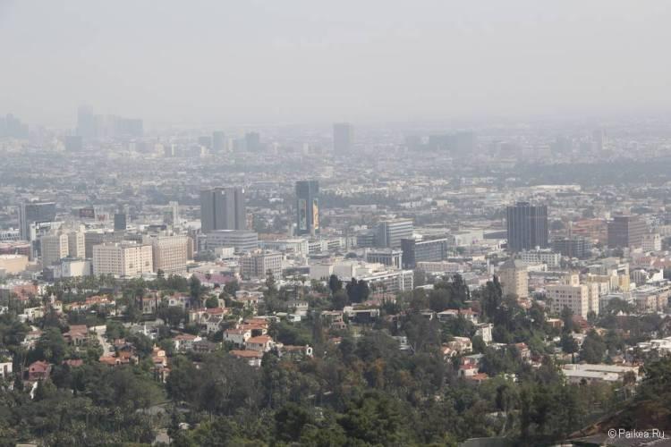 Смотровая площадка Голливуд Боул в Лос-Анджелесе 24