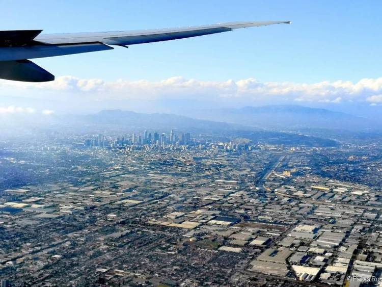 Как добраться в Лос-Анджелес самостоятельно