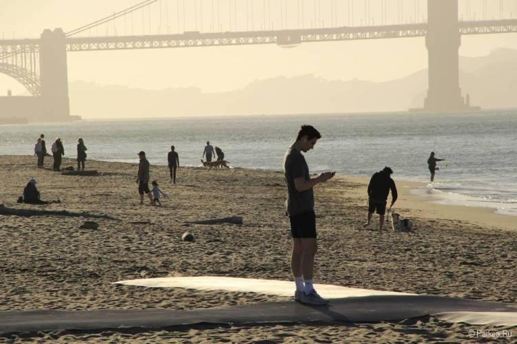 крисси филд пляж