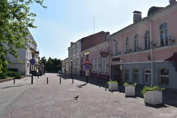 Улица Крылова, Витебск