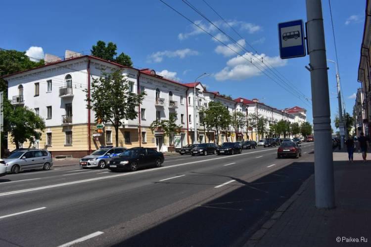 Дом в центре Витебска