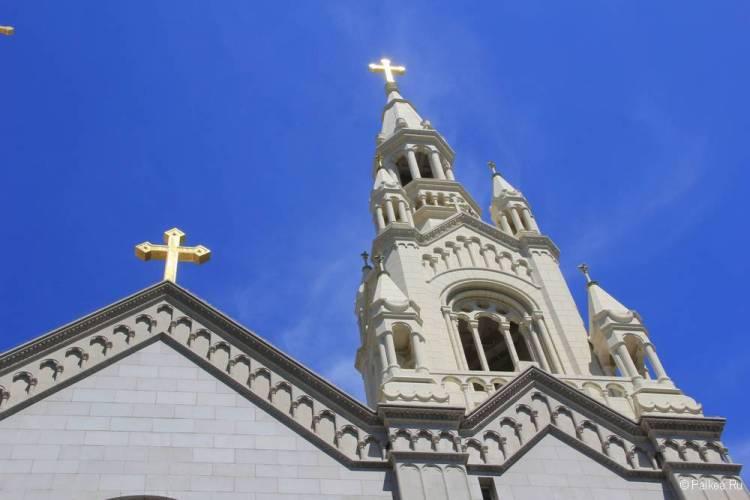 Церковь Святых Петра и Павла в Сан-Франциско 12