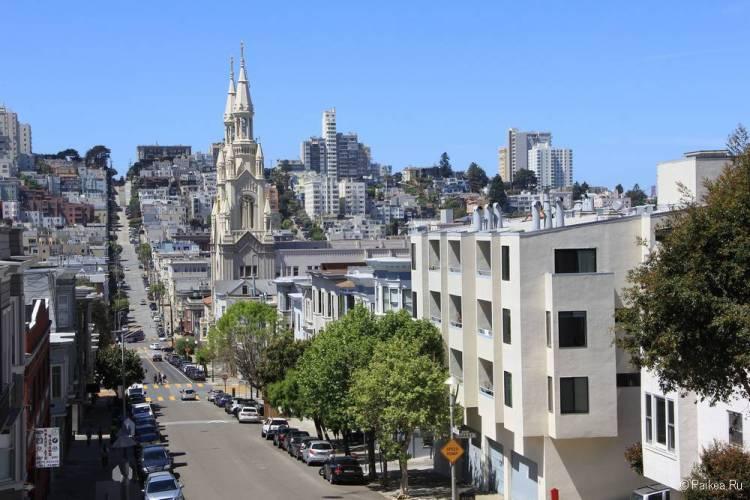 Церковь Святых Петра и Павла в Сан-Франциско 28