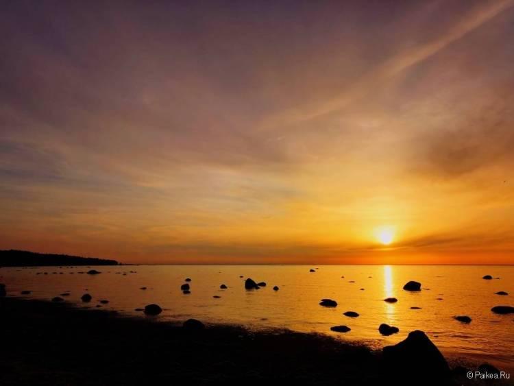 Самые красивые закаты и рассветы мира 83