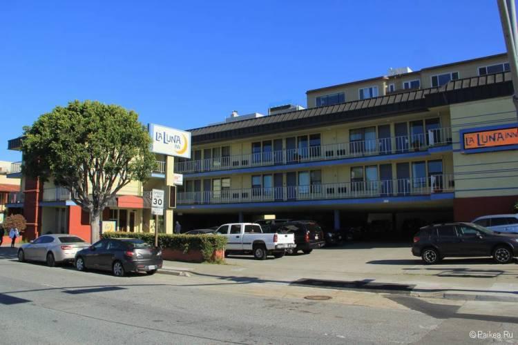 Недорогой отель в Сан-Франциско с бесплатной парковкой 17