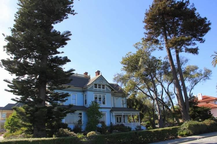 Санта-Круз, Калифорния, США 21