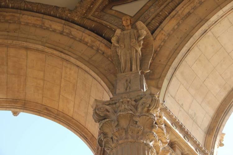 Дворец изящных искусств в Сан-Франциско 35