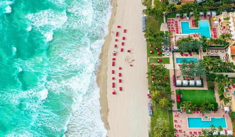 отели майами для романтического отдыха