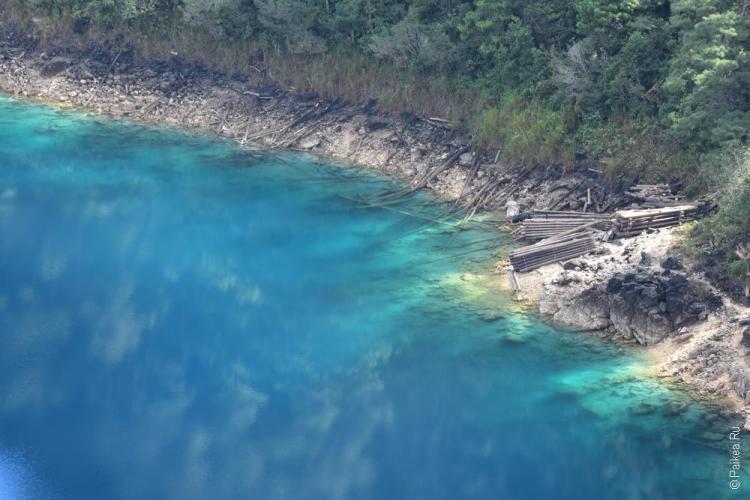 путешествие в мексику лагуна фото