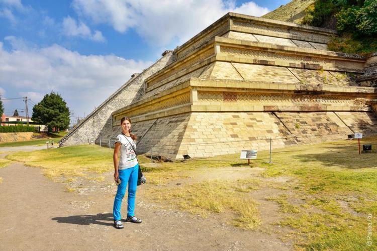 путешествие в мексику самостоятельно чолула 16