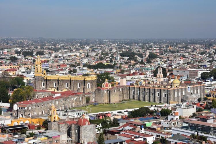 путешествие в мексику самостоятельно чолула 27