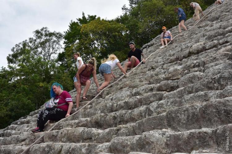 путешествие в мексику самостоятельно коба 36