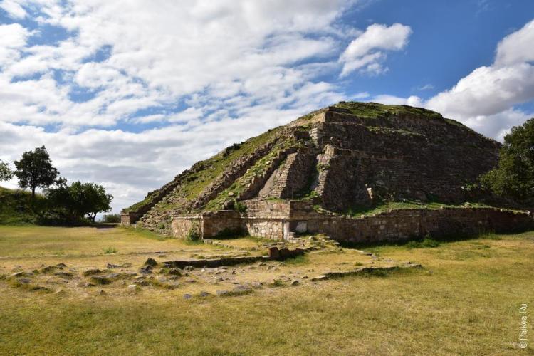 путешествие в мексику самостоятельно монте альбан 37