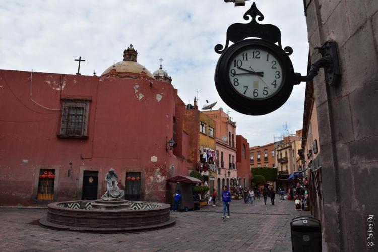 путешествие в мексику самостоятельно керетаро 29