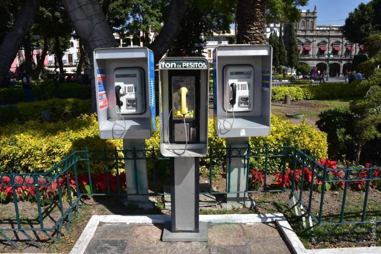 мексика мобильная связь
