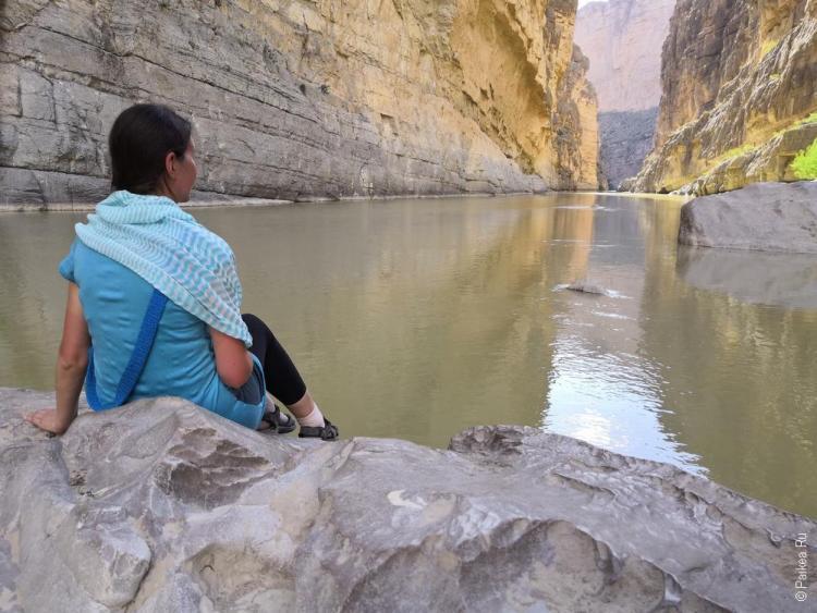 Биг Бенд (Big Bend) каньон