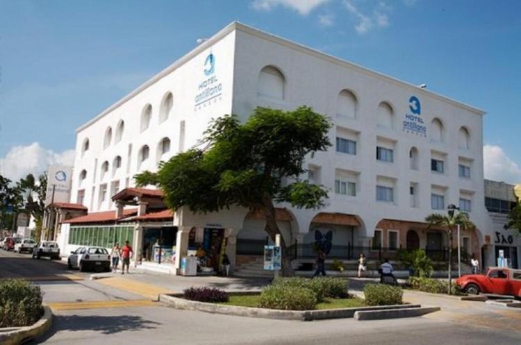 Отели Канкуна в городе