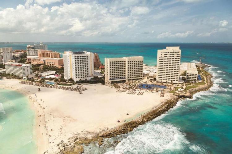 Отели Канкуна с хорошим пляжем