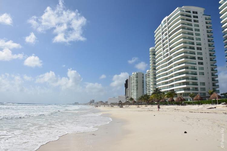 Отели Канкуна цены