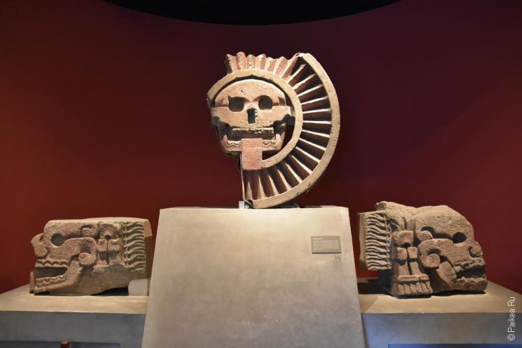мехико музей антропологии 9