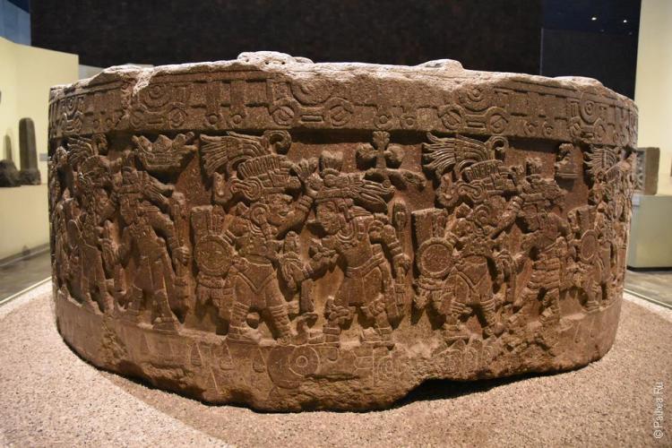 мехико музей антропологии 2