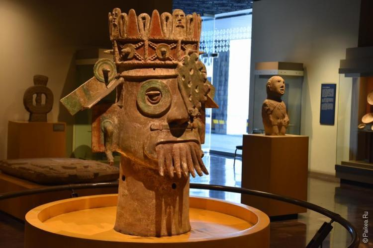 мехико музей антропологии 13