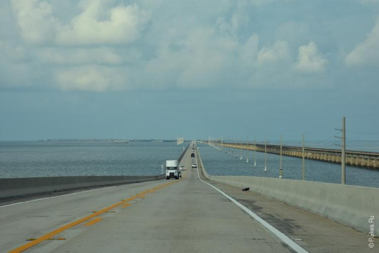 7-мильный мост (seven mile bridge) 14