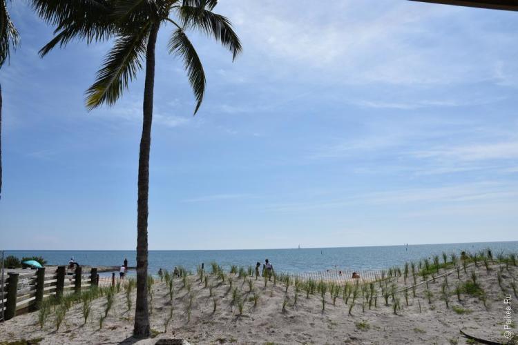 пляж сомбреро бич отдых